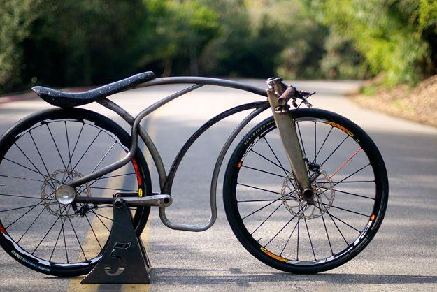 Gravity Bike x Jeff Tiedeken