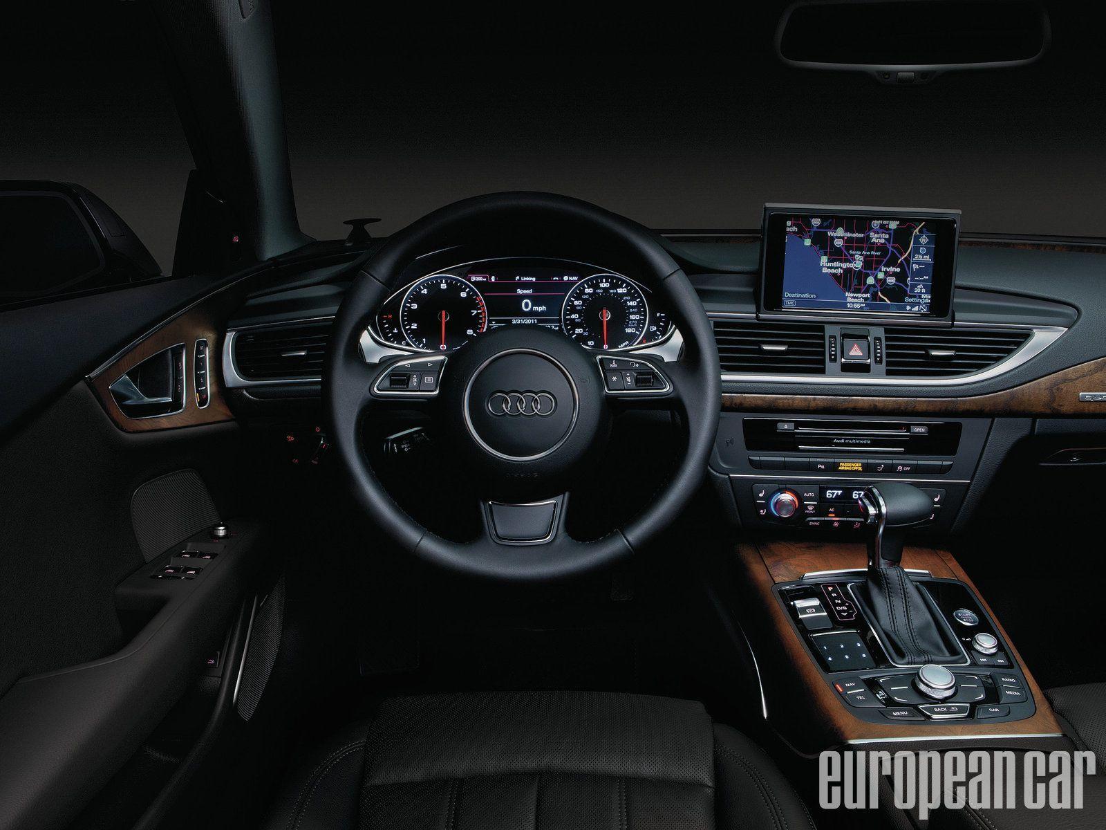 A7 Black Interior With Ash | TestDrive | Pinterest | Audi A7, Car Magazine  And Cars