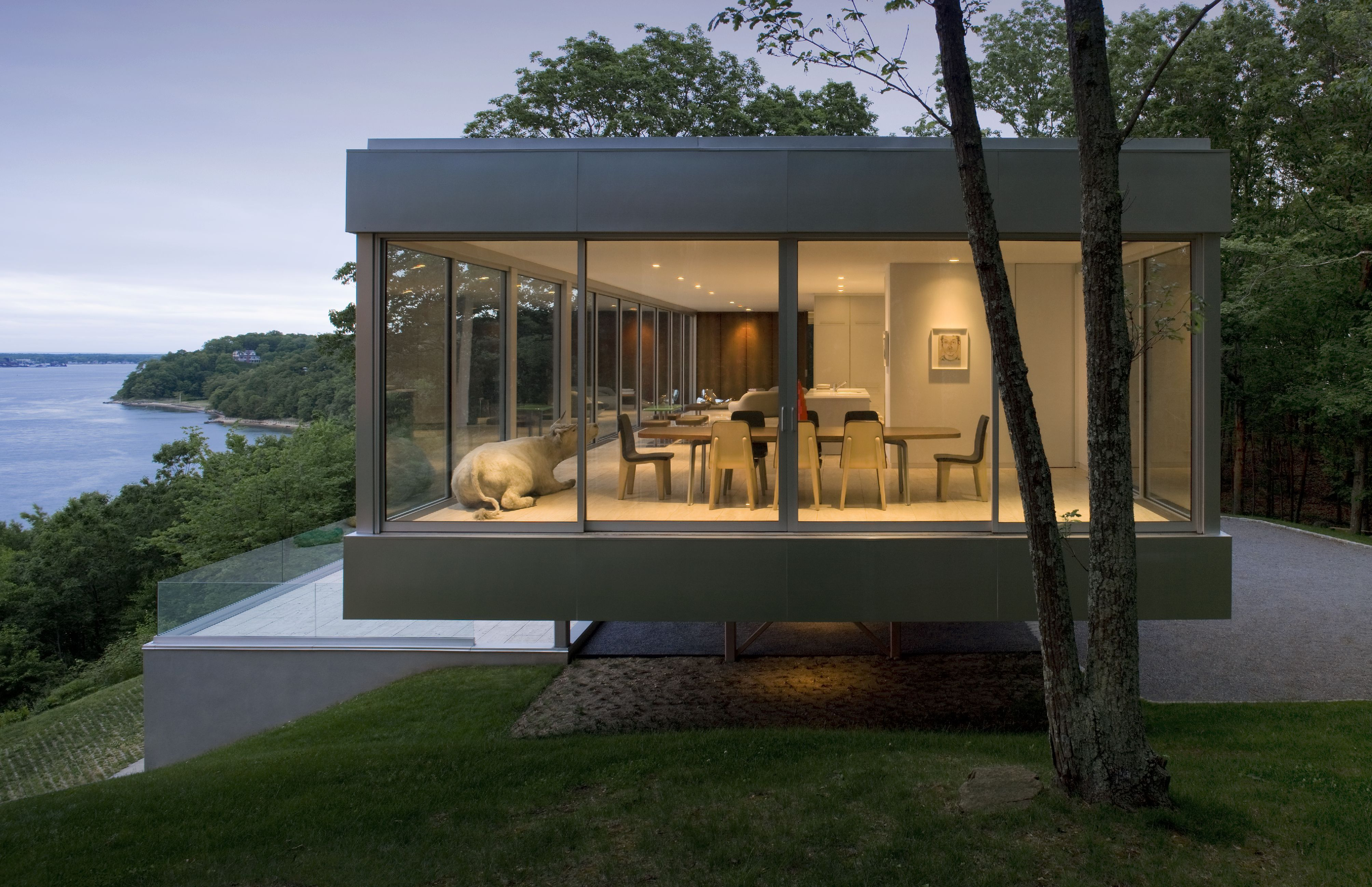 Clearhouse on Shelter island, NY by Stuart Parr Design
