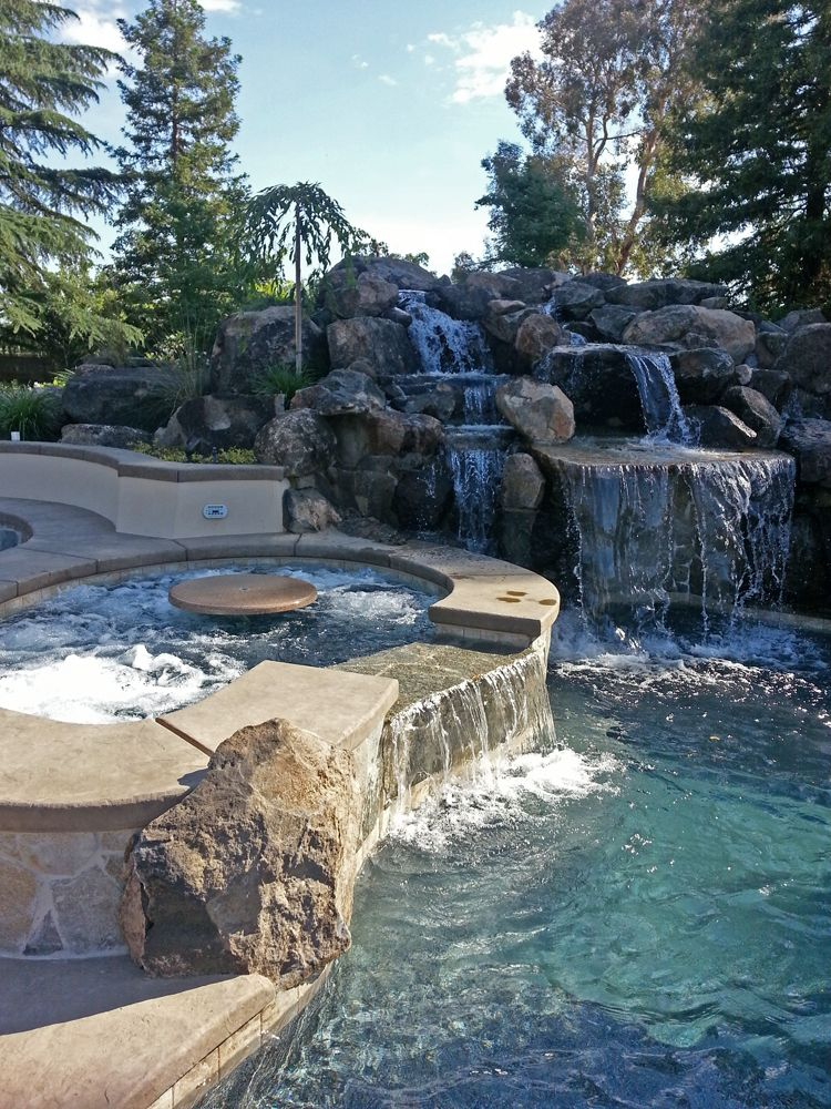 Signature Pools Fresno Ca Spa Table 2 My Dream Home
