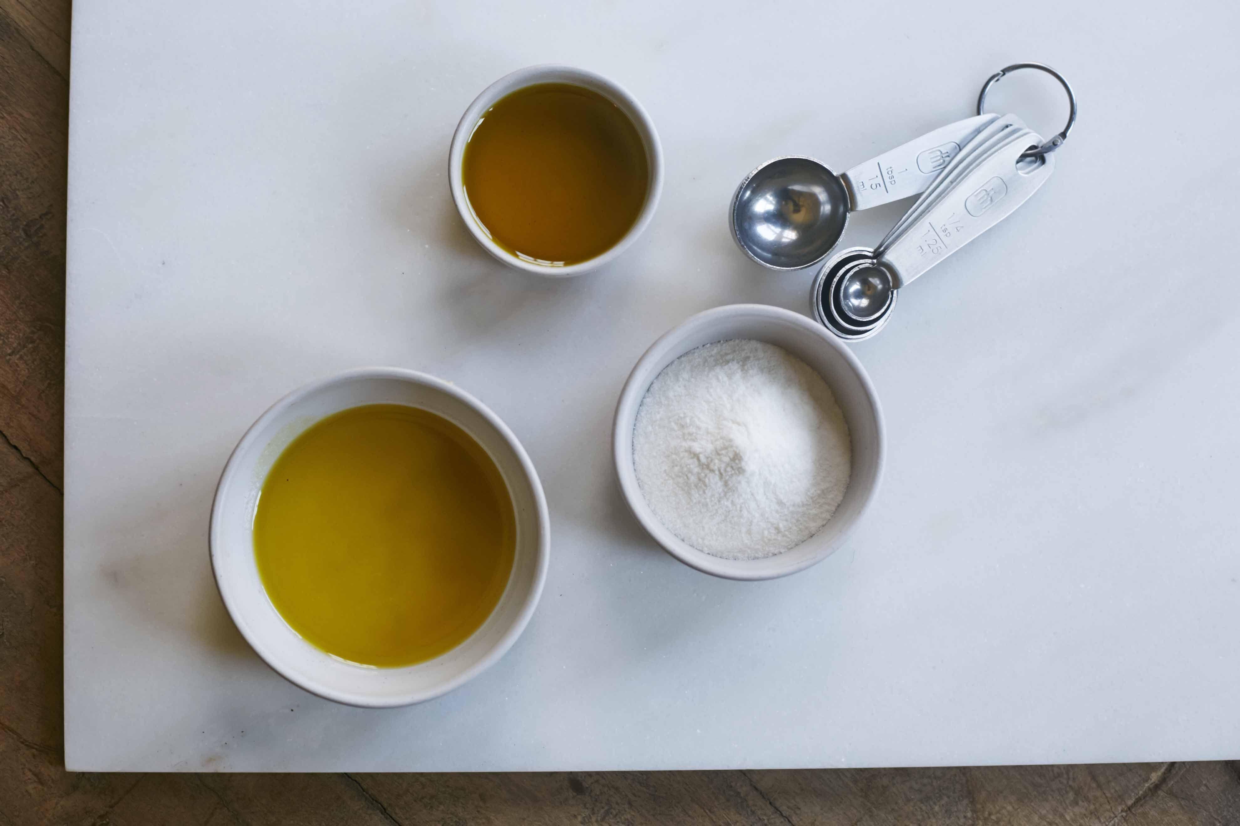 Giada de laurentiis beauty routine olive oil and rice