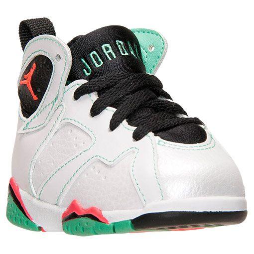 Girls' Toddler Air Jordan Retro 7 Basketball Shoes ...