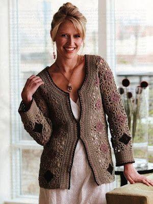 Crochet Patterns: Free English crochet patterns| for |lacy crochet c ...