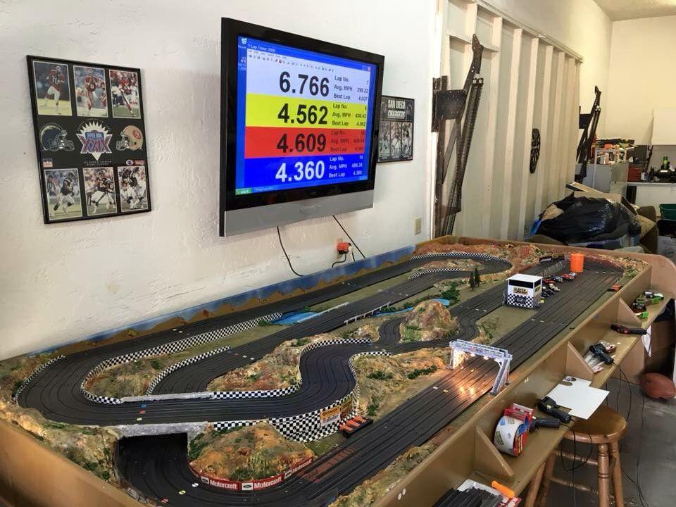 Model Motoring track Ho slot cars, Slot car racing, Slot