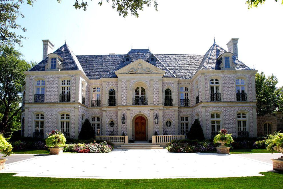French Style Chateau Architecture 14 Amazing Houses Casas De Lujo Mansiones Casas Contemporaneas