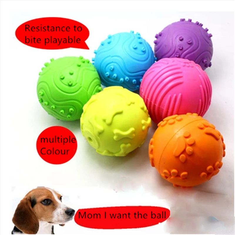 New Pet Dog Products Toys Thrower Play Hamster Ball Teeth Interactive Chew Cat Littlest Pet Shop Squeaker For Toys Rubber Qqm10 Littlest Pet Shop Pet Shop Pets