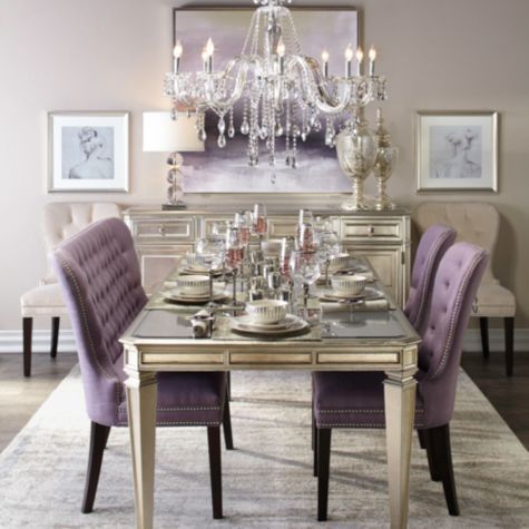 Charlotte Side Chair From Z Gallerie Dining Room InspirationDinning IdeasRoom