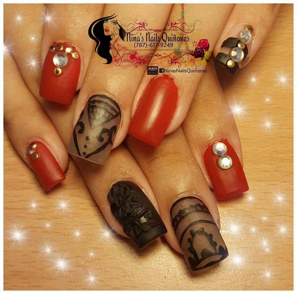 Mis uñas!