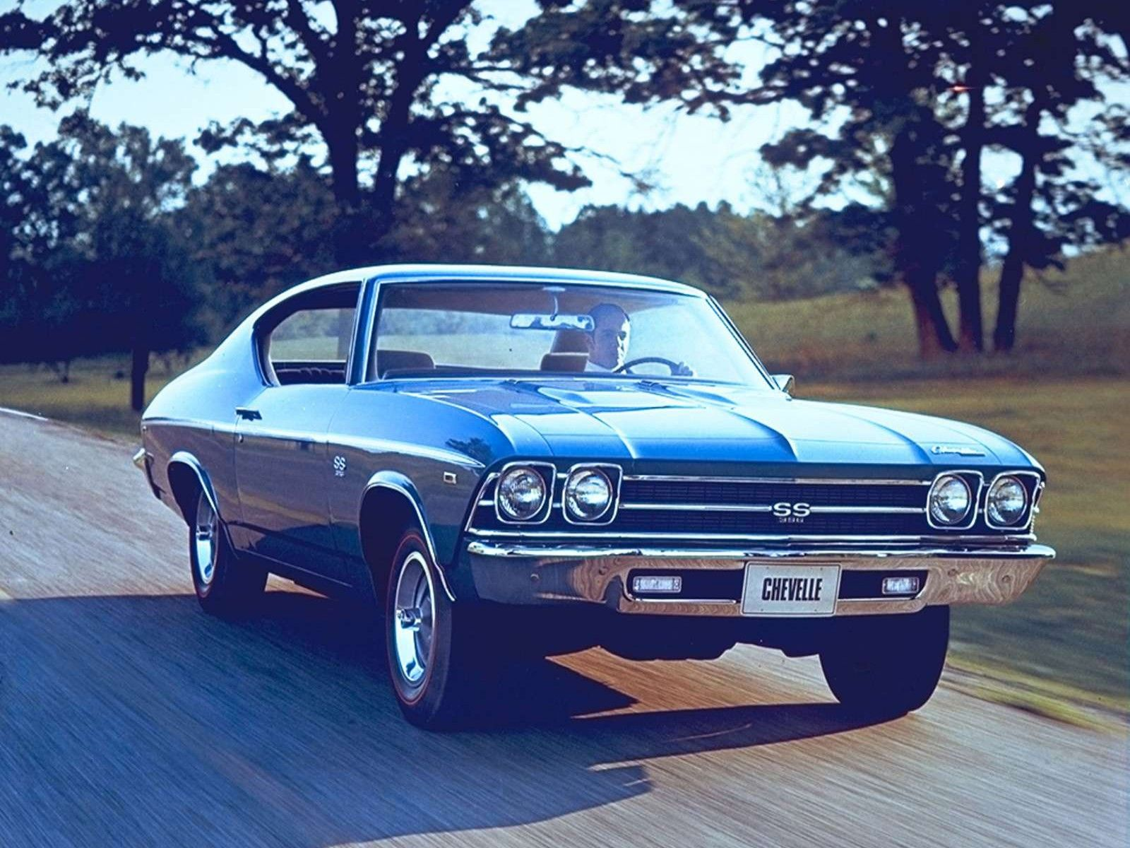 1969 Chevrolet Chevelle Wallpaper