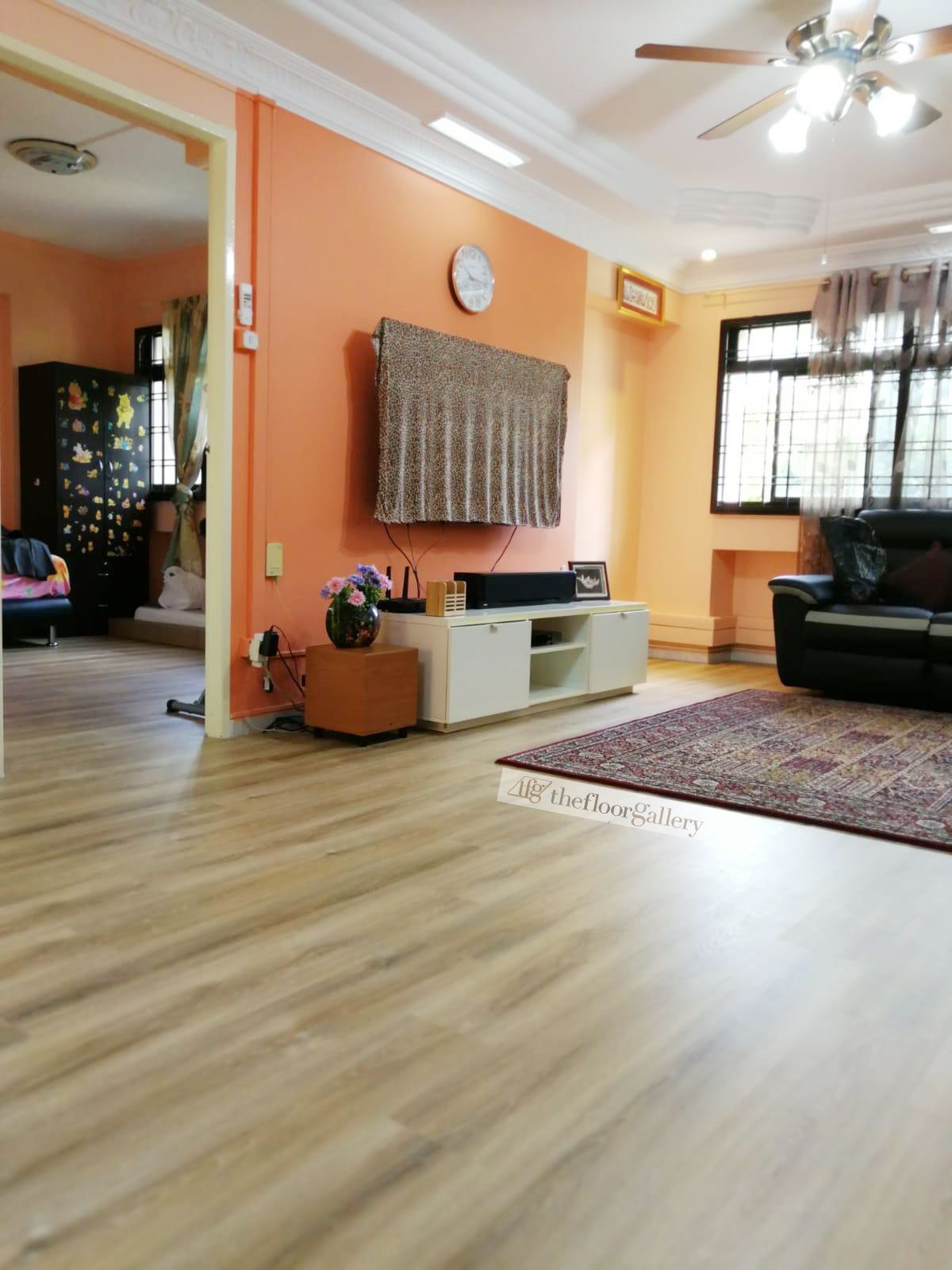 The Eco Friendly Vinyl Flooring For Your Living Area Dining Area