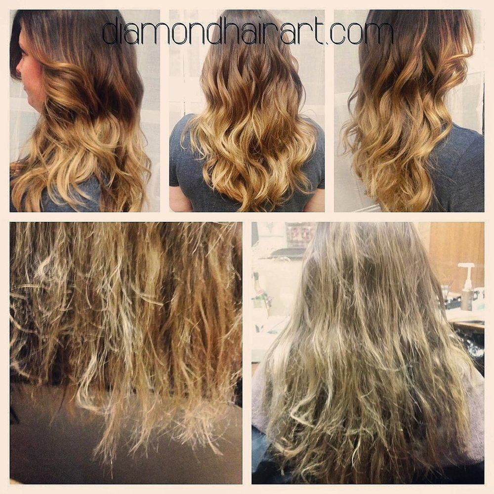 Before And After Olaplex Google Search Hair Brands Olaplex Bleached Hair