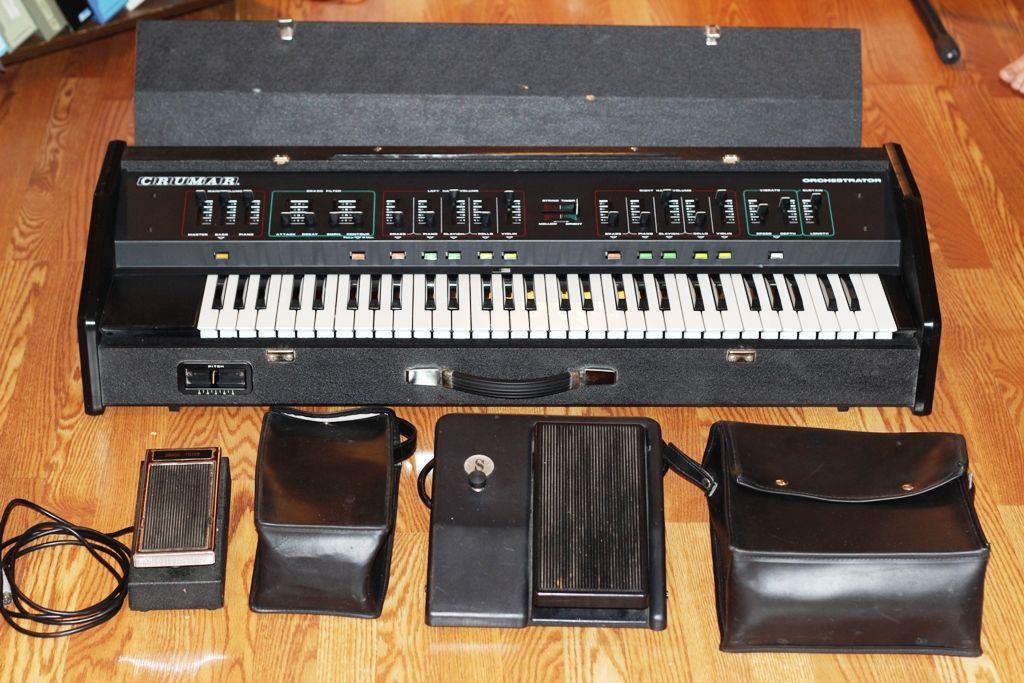 Crumar Orchestrator Key