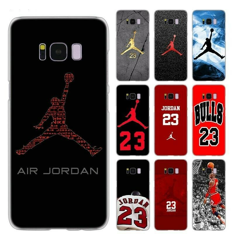 Flying Air 23 Michael Jordan Phone Case Cover For Samsung Galaxy