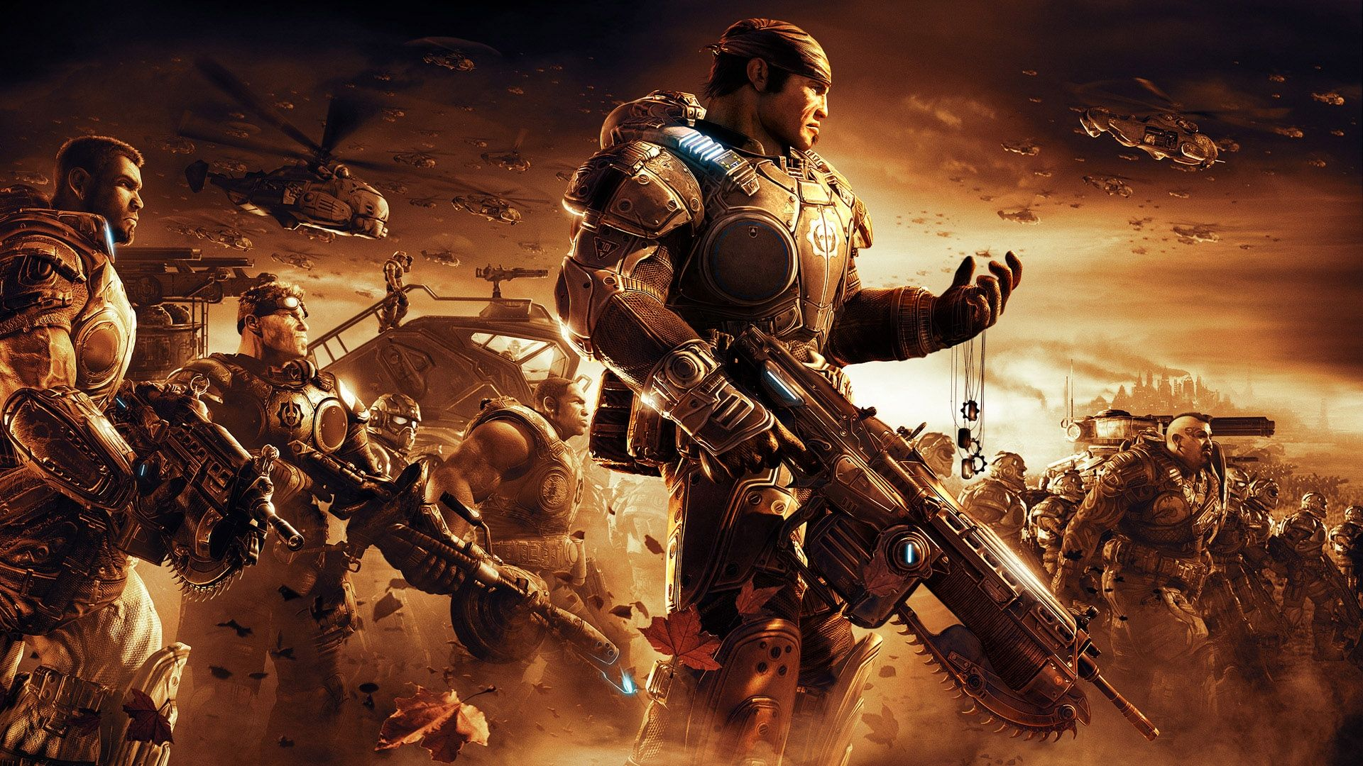 Pin By Sean On Gears Of War Brothers To The End Gears Of War Gears Of War 3 Wallpaper Pictures