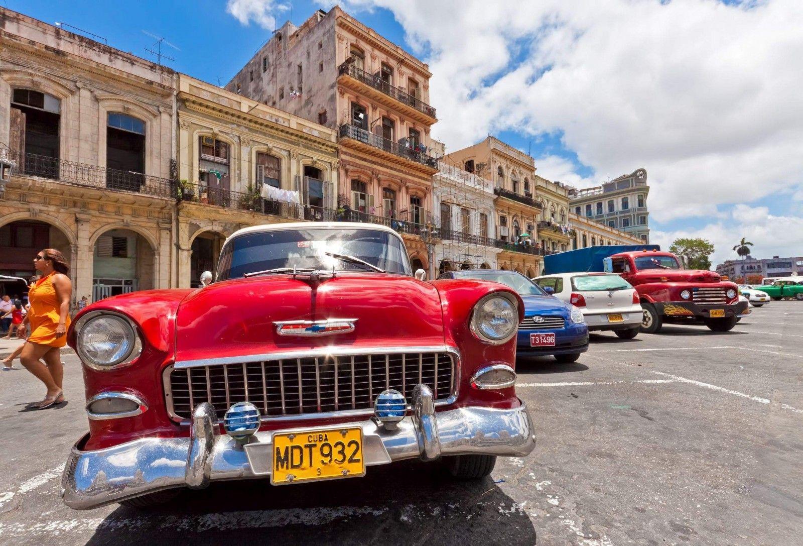 In zo'n auto wil ik wel rijden - Cuba