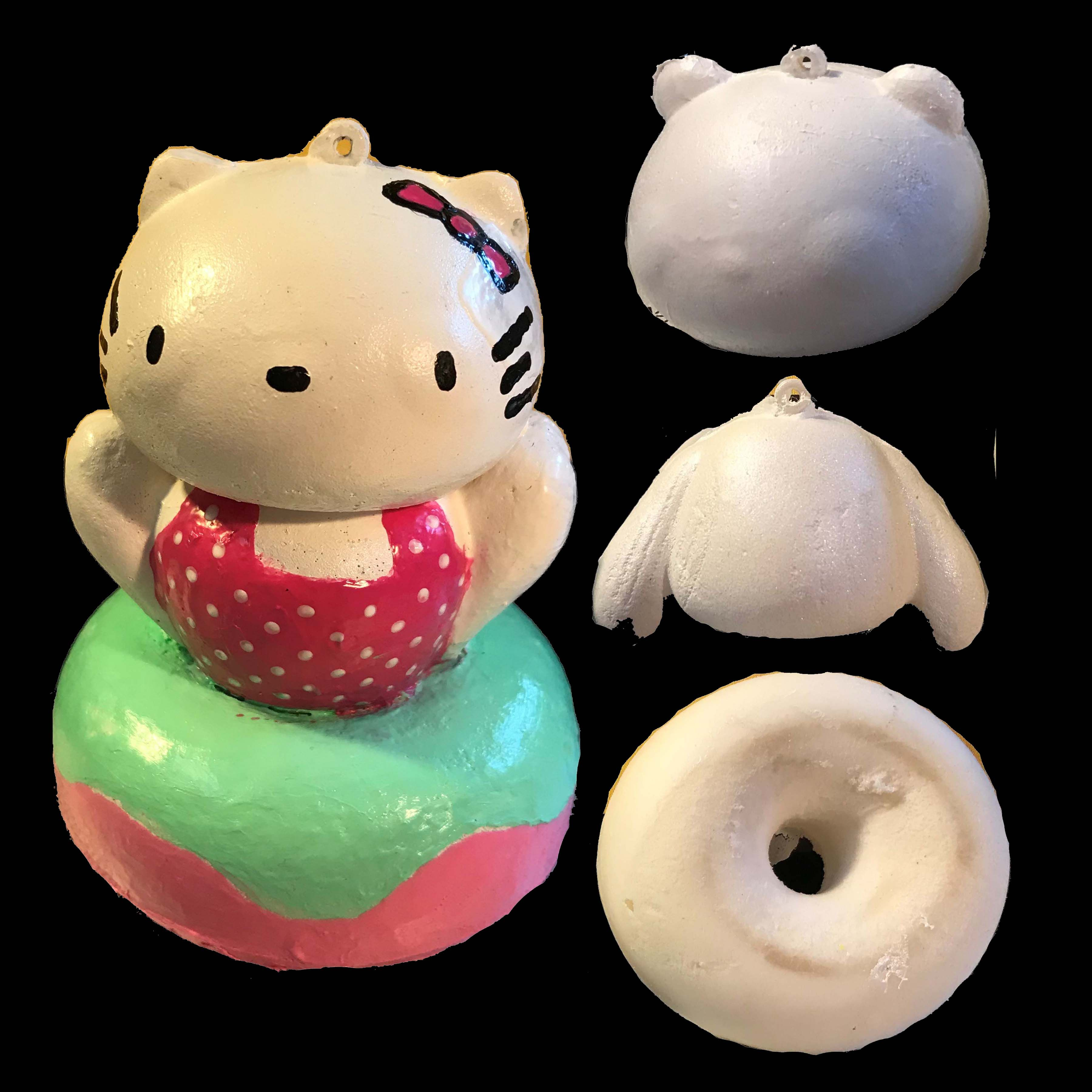 Pin by Erin Newman on Erin's Creations Squishies