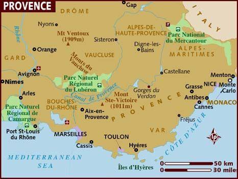 map of provence and riviera france italy pinterest francia viva la y vivir. Black Bedroom Furniture Sets. Home Design Ideas