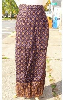 #Okanjo                   #Skirt                    #Blue #Wrap #Skirt        65% off Blue Rug Wrap Skirt NEW                                               http://www.seapai.com/product.aspx?PID=1722767