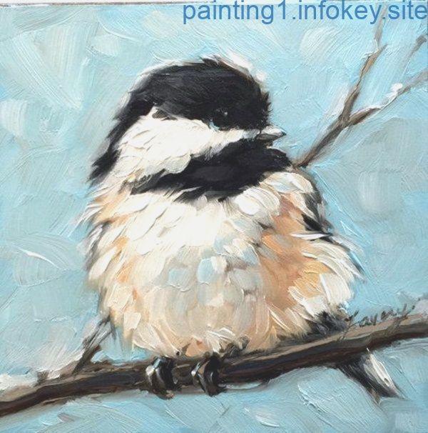 45 Schöne Beispiele für Acrylmalerei – #Acrylmalerei # ...