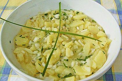 Schwäbischer Kartoffelsalat Salat Schwäbischer Kartoffelsalat