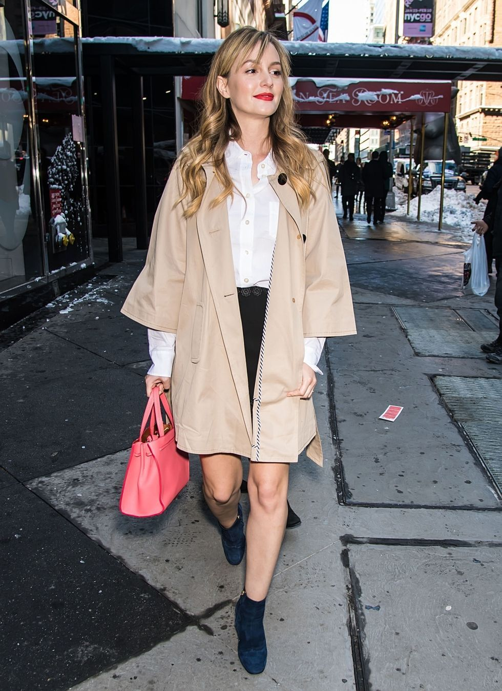 Leighton Meester On Corsets, Gwyneth, And Blair Waldorf 2.0