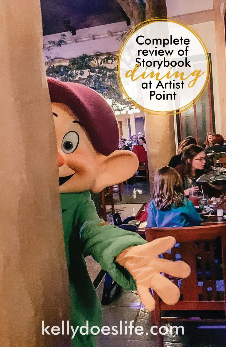 Storybook Dining at Artist Point Review Best vacation