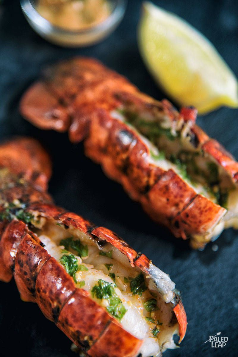 A fancy lobster dinner in the comfort of your home. This ...