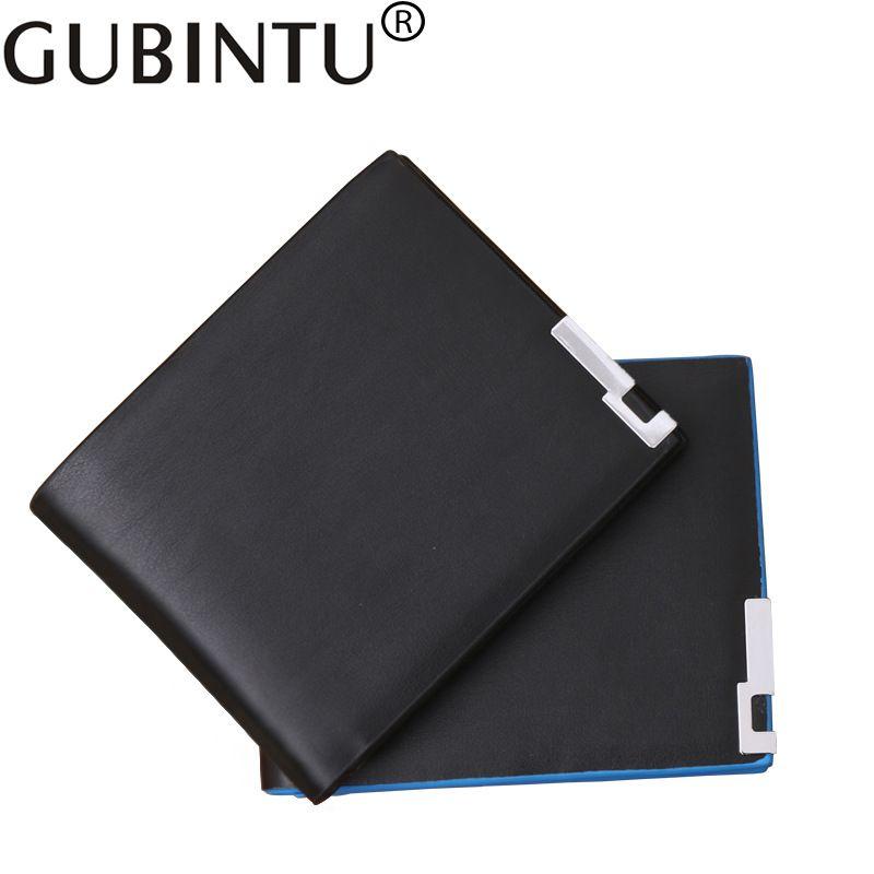 35f61f1165e8 Gubintu Fashion Men Wallet Male Purse Small Perse Short Walet Slim Cuzdan  Thin Vallet For Money Bag Vintage Card Holder Pocket -- #Wallets