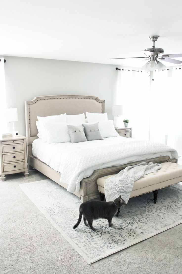 Demarlos Ashley Möbel Set Robyns Southern Nest #Homedecor #Farmhouse #Bedro #palletbedroomfurniture