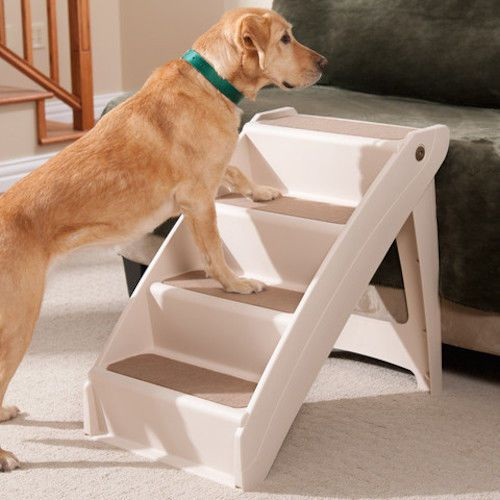 Folding Stairs Dog Cat Bed Couch