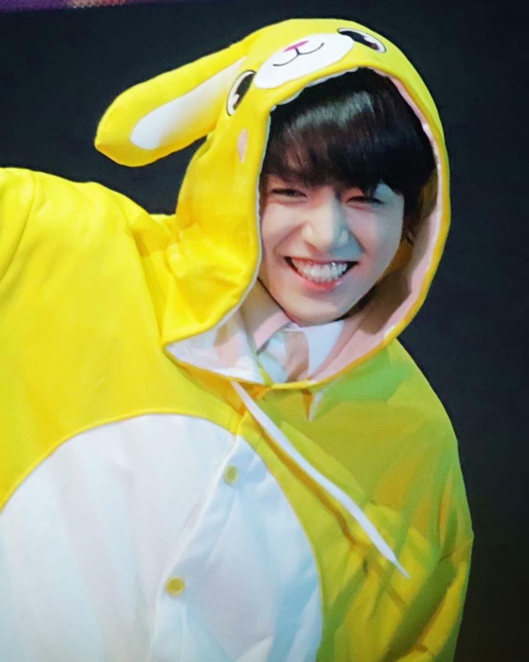 This Bunny Smile Makes Me Happy! #Jungkook #Bts In 2019