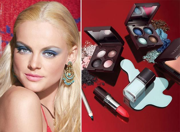 Laura Mercier New Attitude Summer 2014 Makeup Collection  #makeup