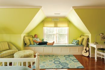Great Ideas For A Cape Cod Style House Upstairs Area Attic