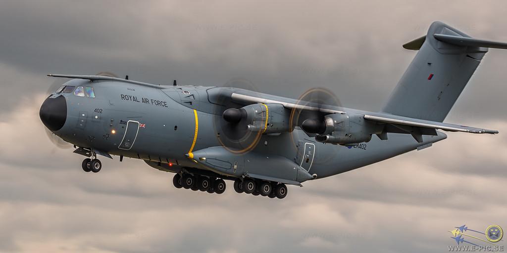 Airbus A400M Atlas, RAF UK Airbus