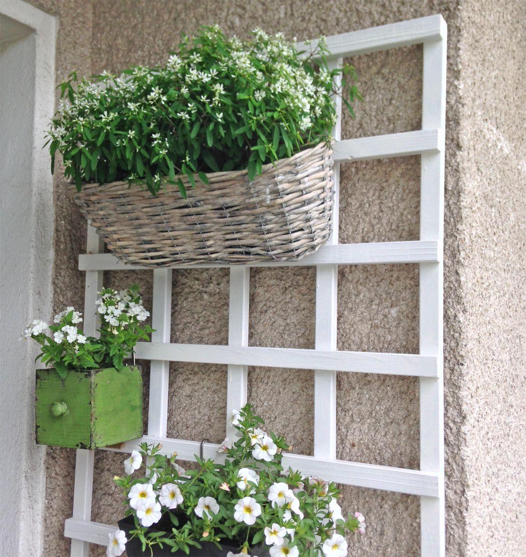 Balkon Gestaltung   Balkon   Pinterest Ideen Balkongestaltung Pflanzen