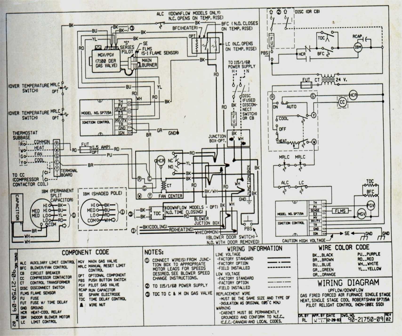Wiring Diagram Ac Split Mitsubishi