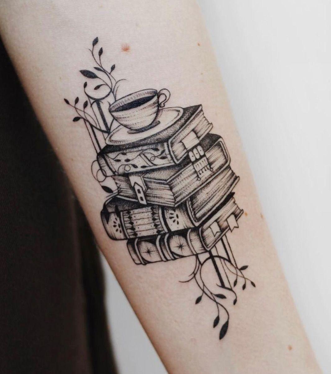Book Lover Tattoo Bookish Tattoos Trendy Tattoos Tattoos