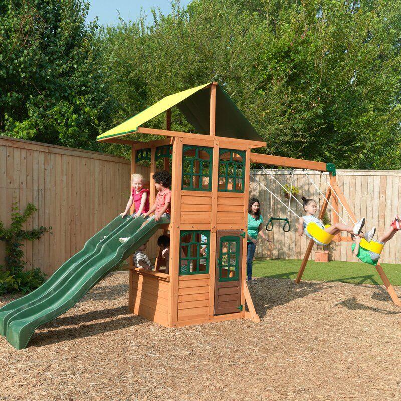 Big Backyard Swing Set Reviews - BACKYARD HOME