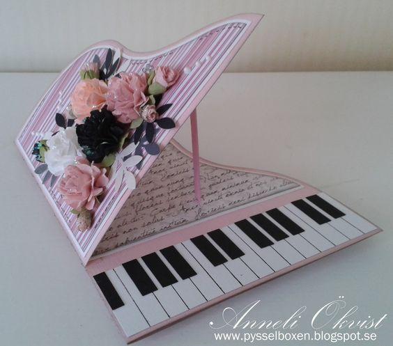 Resultado De Imagen Para Tarjetas De Piano Boda Pinterest