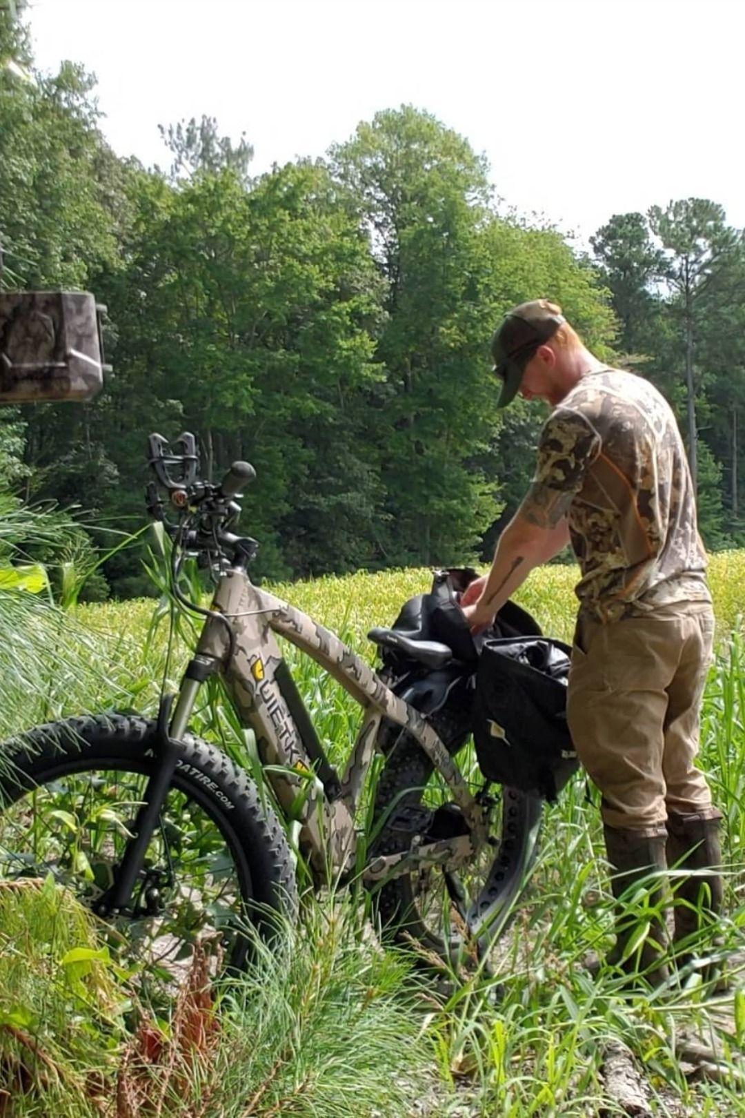 Quietkat Ranger Electric Hunting Bike In 2020 Ranger Hunting Bike