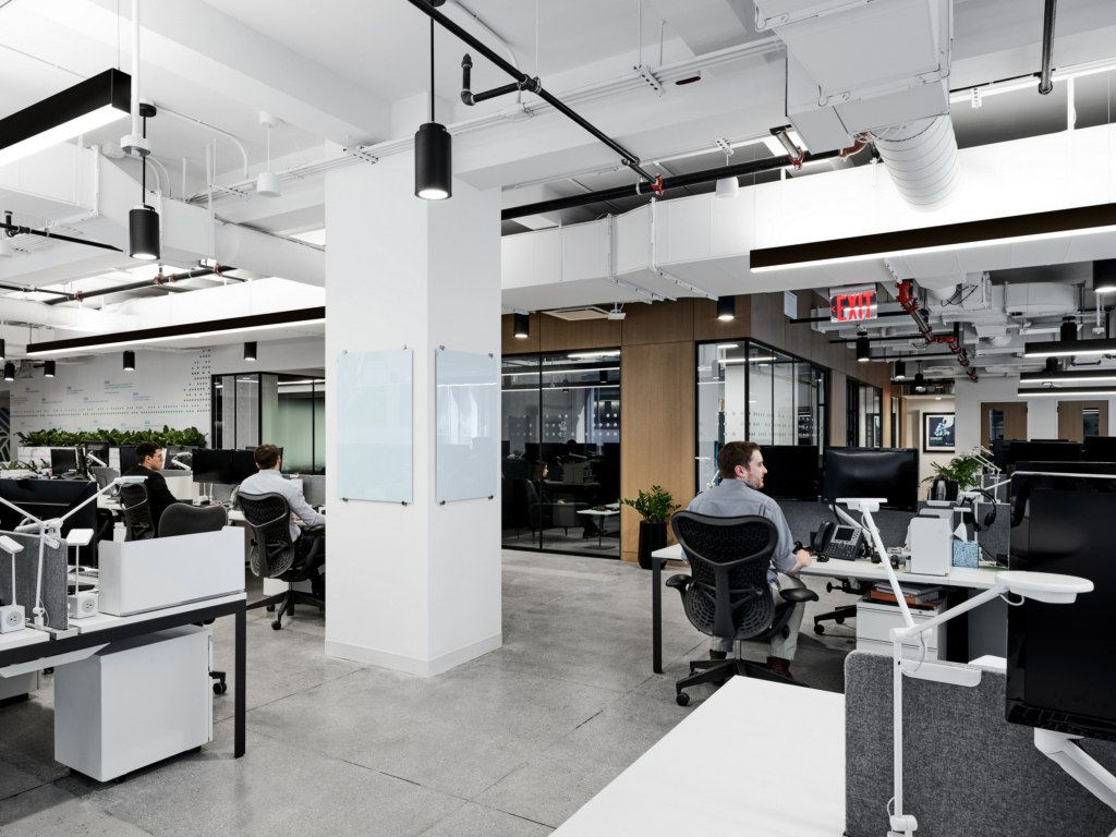 Office Tour Cfa Institute Offices New York City Interior