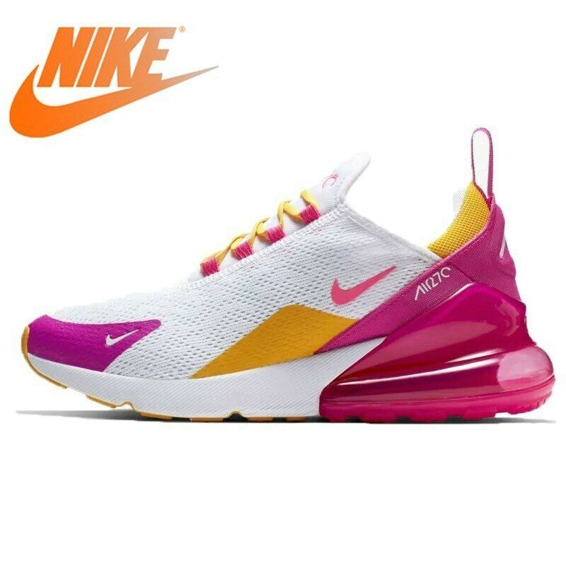 performance sportswear buying new outlet store sale Original Authentic NIKE Air Max 270 Women's Running Shoes ...