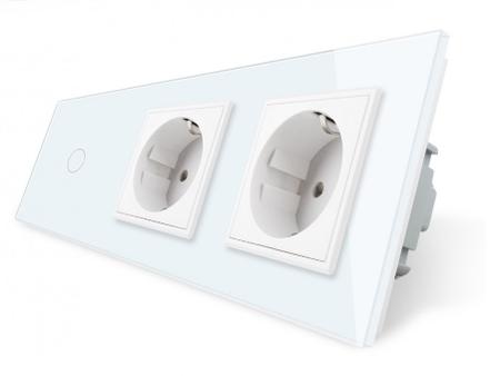 Wlacznik Dotykowy 1 G G Zestaw Livolo Home Decor Decor Bathroom Hooks