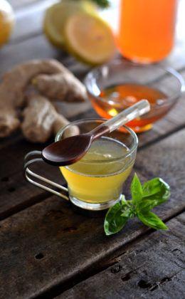 Lemon Ginger And Honey Tea Hemorrhoid Remedies Hemorrhoids
