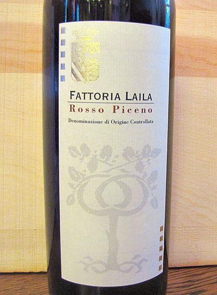 Fattoria Laila Rosso Piceno '09