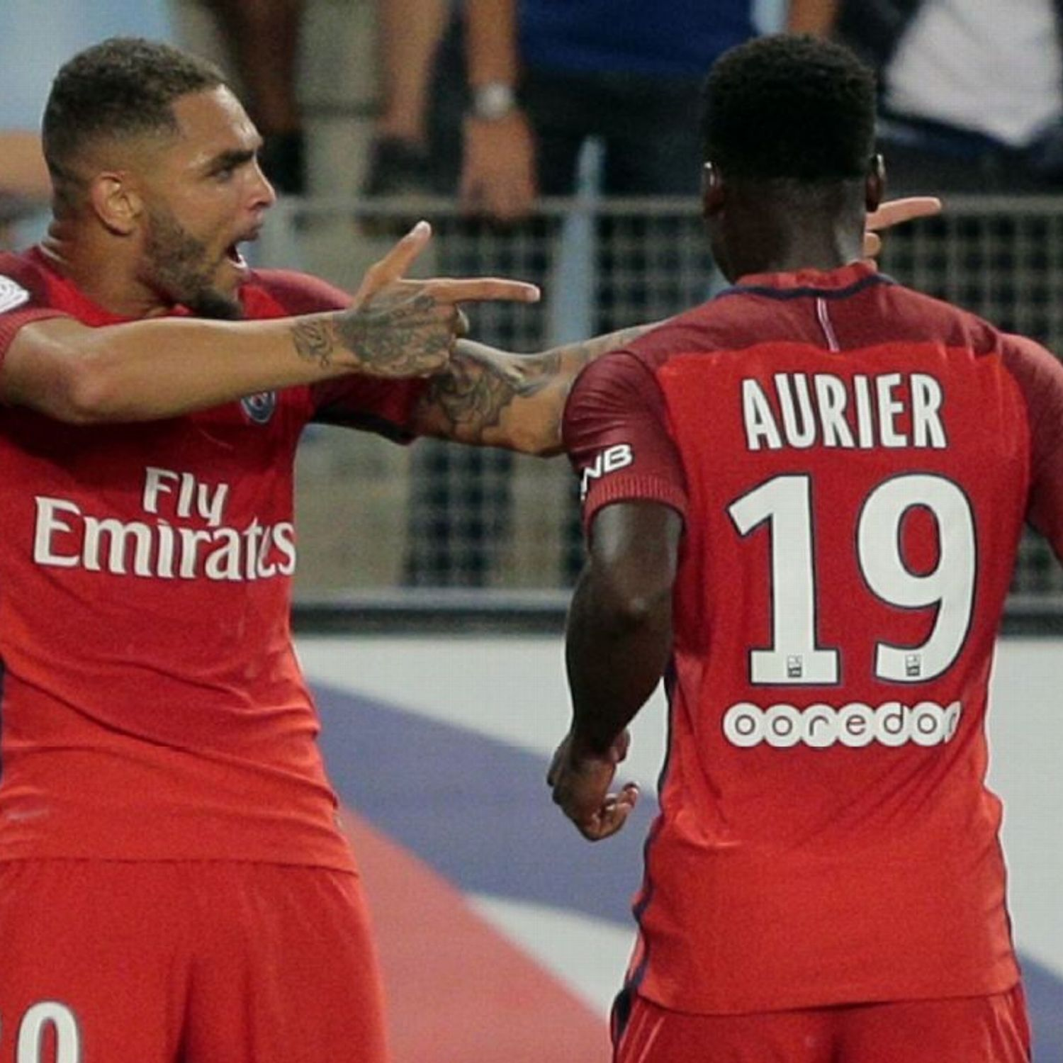 Layvin Kurzawa leads PSG to victory in Unai Emery's first Ligue 1 match