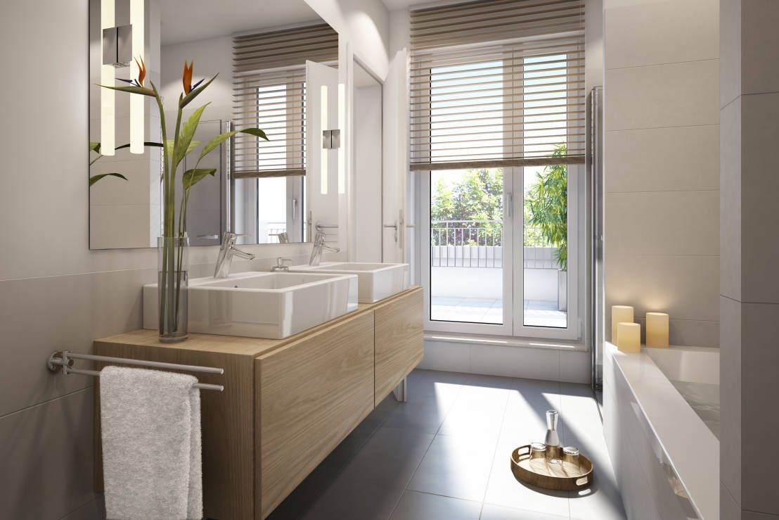 wie kann ich mein badezimmer besonders sch n gestalten pinterest badezimmer gestalten und. Black Bedroom Furniture Sets. Home Design Ideas