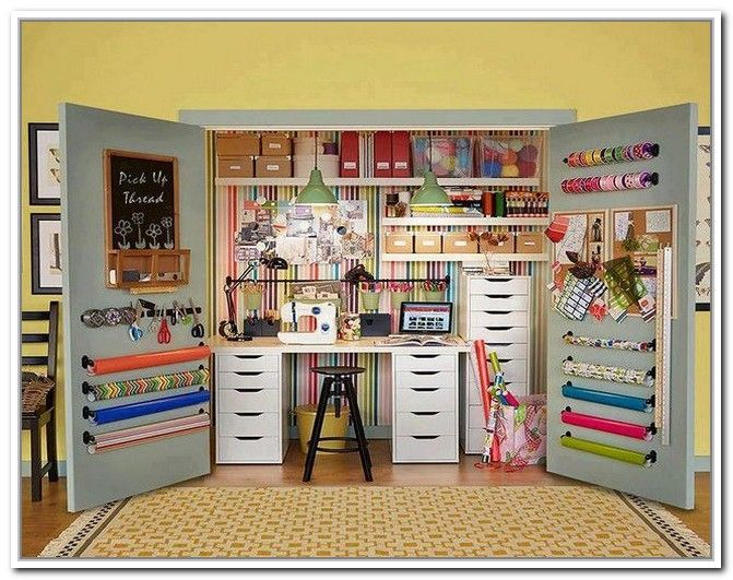 Craft Supply Storage Furniture