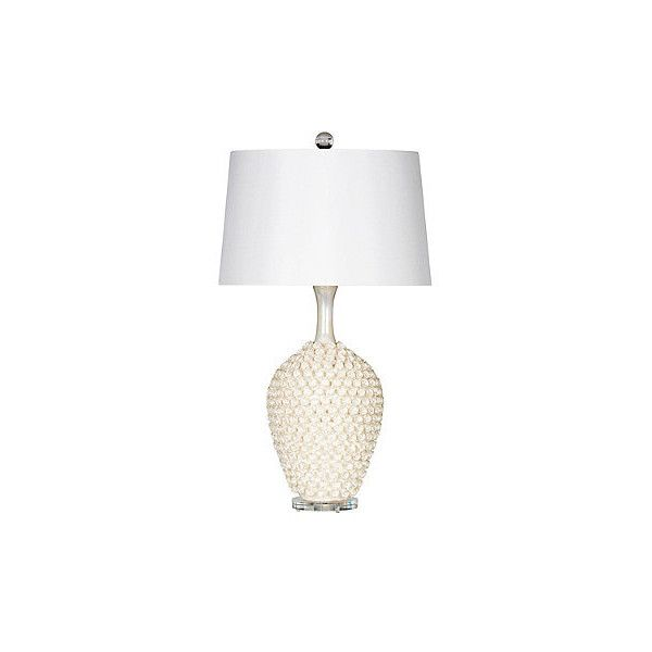 Frontgate seychelles table lamp 699 ❤ liked on polyvore featuring home lighting table lamps interior decorative accents lamps lighting soft white