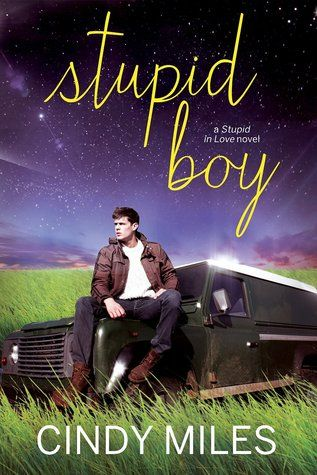 Arc reviewgiveaway stupid boy by cindy miles cindymilesbooks book review fandeluxe Gallery